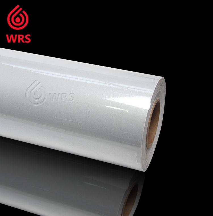 WRS Brand Advertisemnet Grade Reflective Sheeting Tape Sticker Reflector