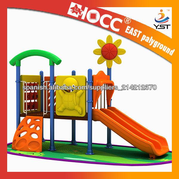 Moda de jard n de pl stico patio de recreo para ni os plastic casa yst 3025a otros juegos de - Casas de plastico para jardin ...
