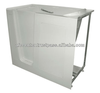 Open Door Bathtub With Seat Bahtub For Old People And Disabled People Old  People Tub Walk