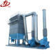 Industrial fabric filter baghouse table saw dust collection