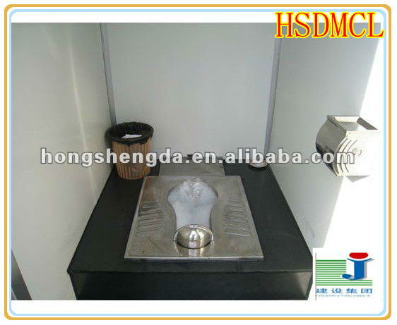 modern sandwich panel used portable toilets for sale