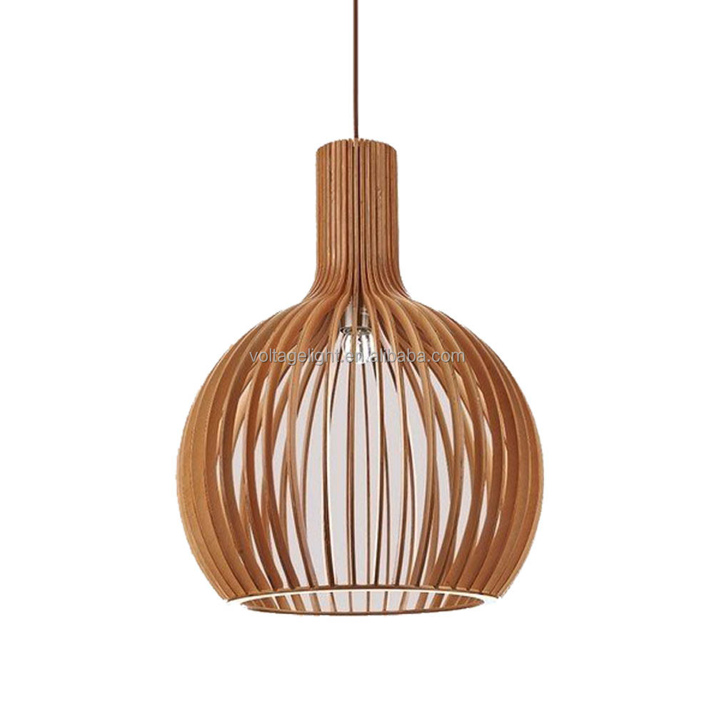 wooden pendant lights modern decorative hanging pendant light  - wooden pendant lights modern decorative hanging pendant light