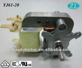 120v 60hz Electric Fan Motor Shaded Pole Motor Yj61-20: Motor ...