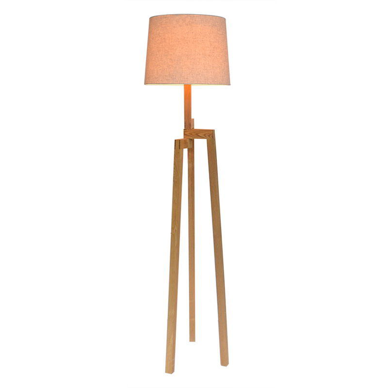 Essentials Natural Tripod Wooden Living Room Floor Stand Lamp - Buy Floor  Lamp,Tripod Floor Lamp,Floor Standing Lamps Product on Alibaba.com