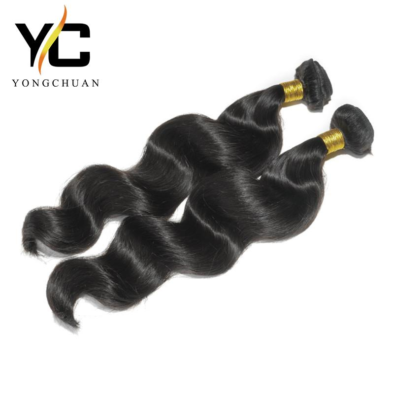 chinese supplier wholesale brazil human remy hair extension, 8a grade latest hair weaves in kenya