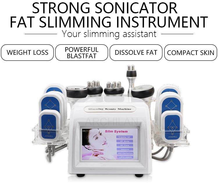 Skin Tightening Machine Loss Weight Lipolaser
