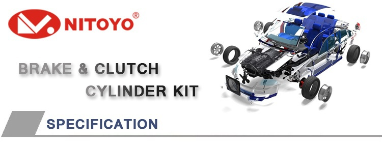 Quality Auto Parts >> Nitoyo Auto Parts High Quality Car Clutch Master Cylinder Repair