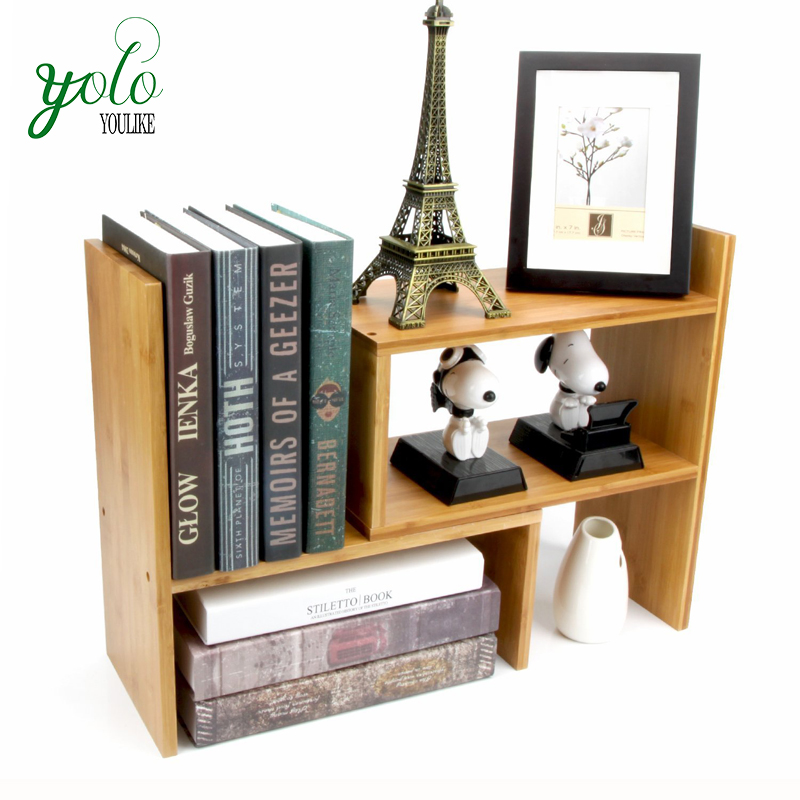 1pc Desktop Book Storage Rack Iron Triangular Bookshelf Organizing Shelf Bookcase New Rich And Magnificent Desk Accessories & Organizer