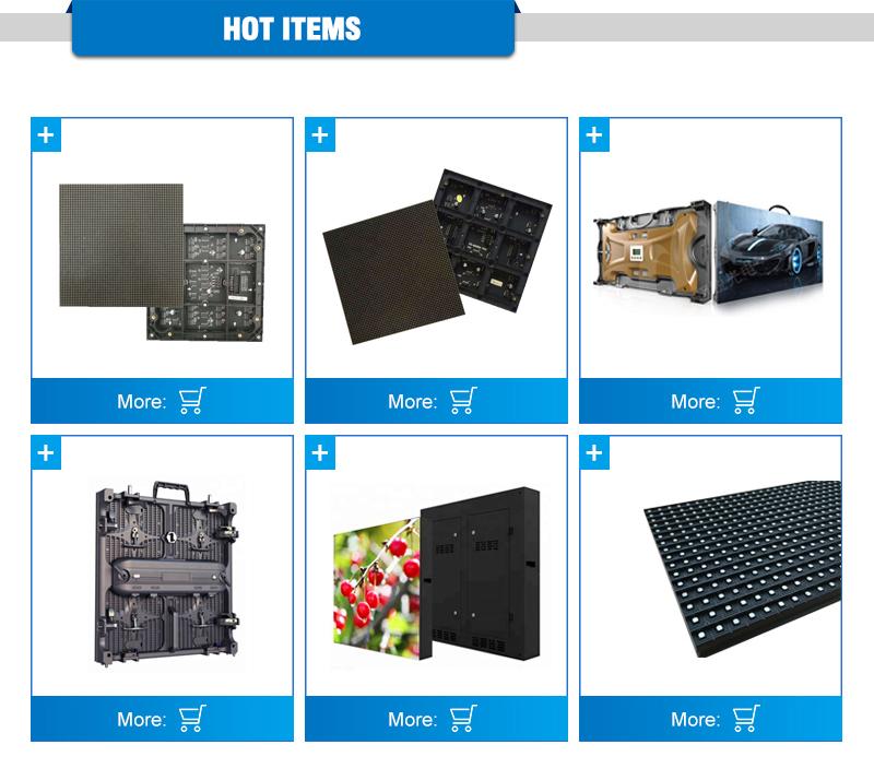 Integrated Circuits led mini display menu light base