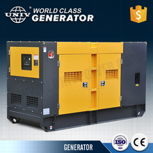 Fast delivery! 100kw home brand diesel generator Weichai 125kva moveable diesel power plant for sale