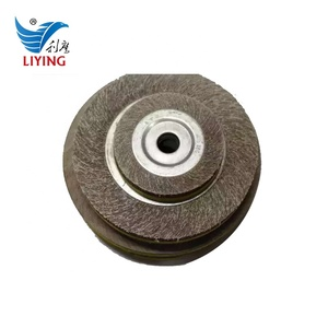 Make to order good sell Cost price rubber polishing wheel