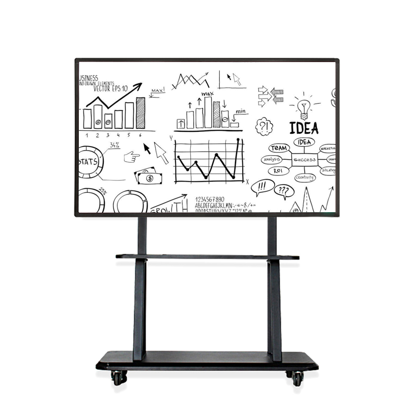 75 inch interactieve whiteboard multi touch lcd led tv smart board i3/i5/i7 optioneel