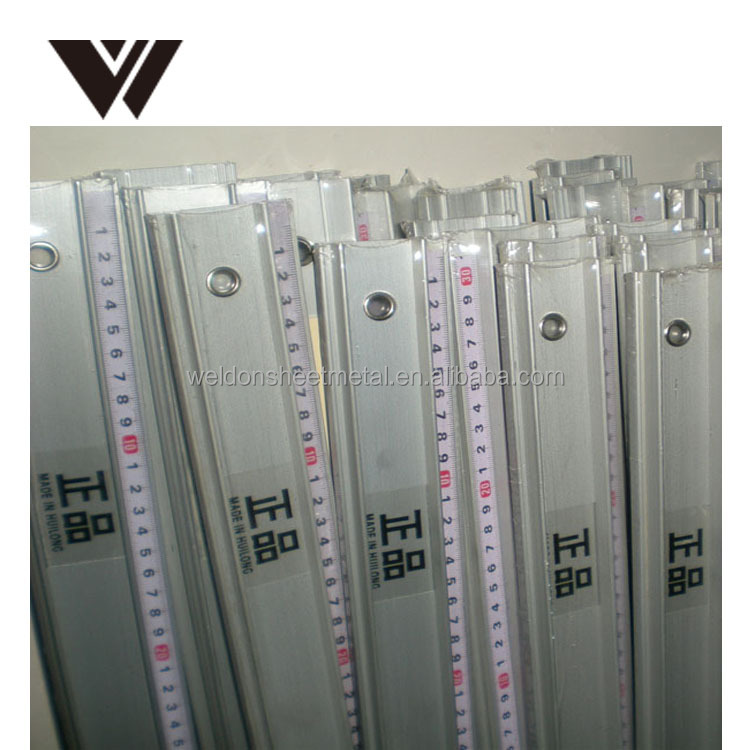 High quality metal safety cutting ruler for Office Business Stationery Supply
