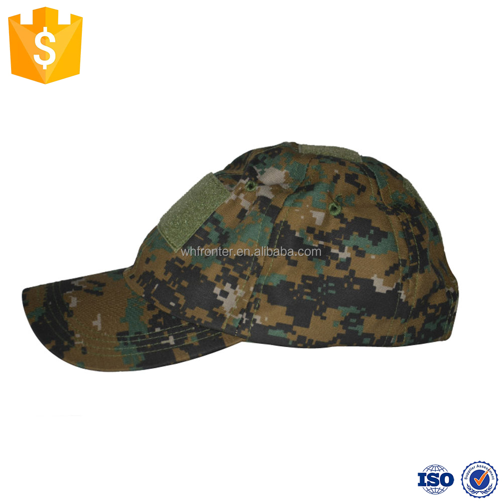 Military clothing accessories DIGITAL JUNGLE MILITARY BASEBALL CAP