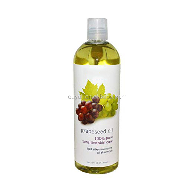 Pure Grapeseed Oil Private Label