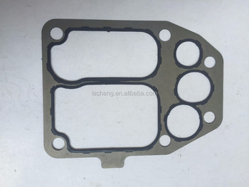 Cumins Head Gasket & Oil Cooler Support Gasket For N14 Select Engine OEM  3066298, View HEAD GASKET, LECHANG Product Details from Shanghai Lechang  Auto
