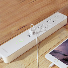Orignal Orvibo Smart Wi-Fi Sockets 2 USB Extension Sockets Plug with Socket AU plug Standard Socket Strip Wifi Home application