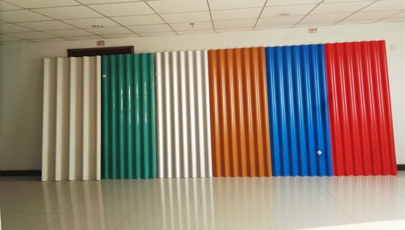 100 Non Asbestos Building Materials Mgo Roofing Sheets