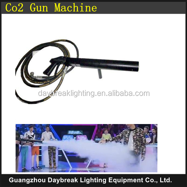 Best price CO2 DJ gun, handhold co2 DJ gun, DJ gun for party
