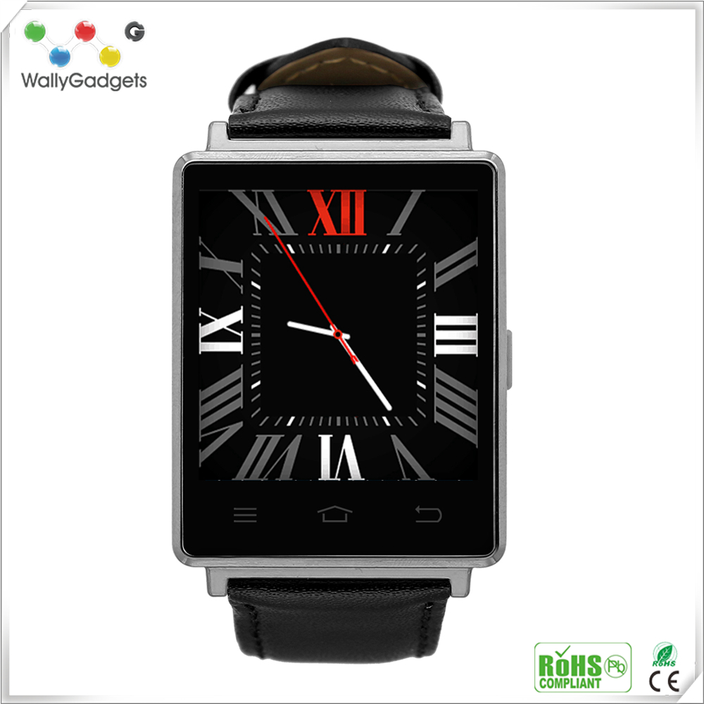 Mtk6580 Wifi Smart Watch 1gb Ram Smart Watch Android Sim With Luxurious Design