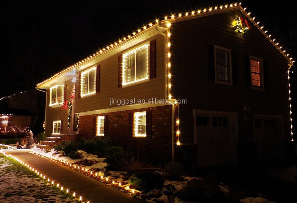 Non Led Christmas Lights Strawberry Shape Waterproof 120v C9 C7 ...