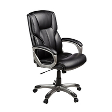 Executive chair black true seating concepts leather executive office chair