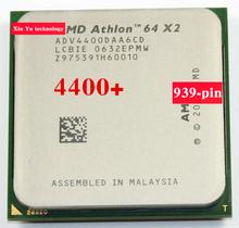 Lifetime warranty Athlon 64 X2 4400+ 2.2GHz 2M Dual Core desktop processors CPU Socket 939 pin 4400 Official version Computer