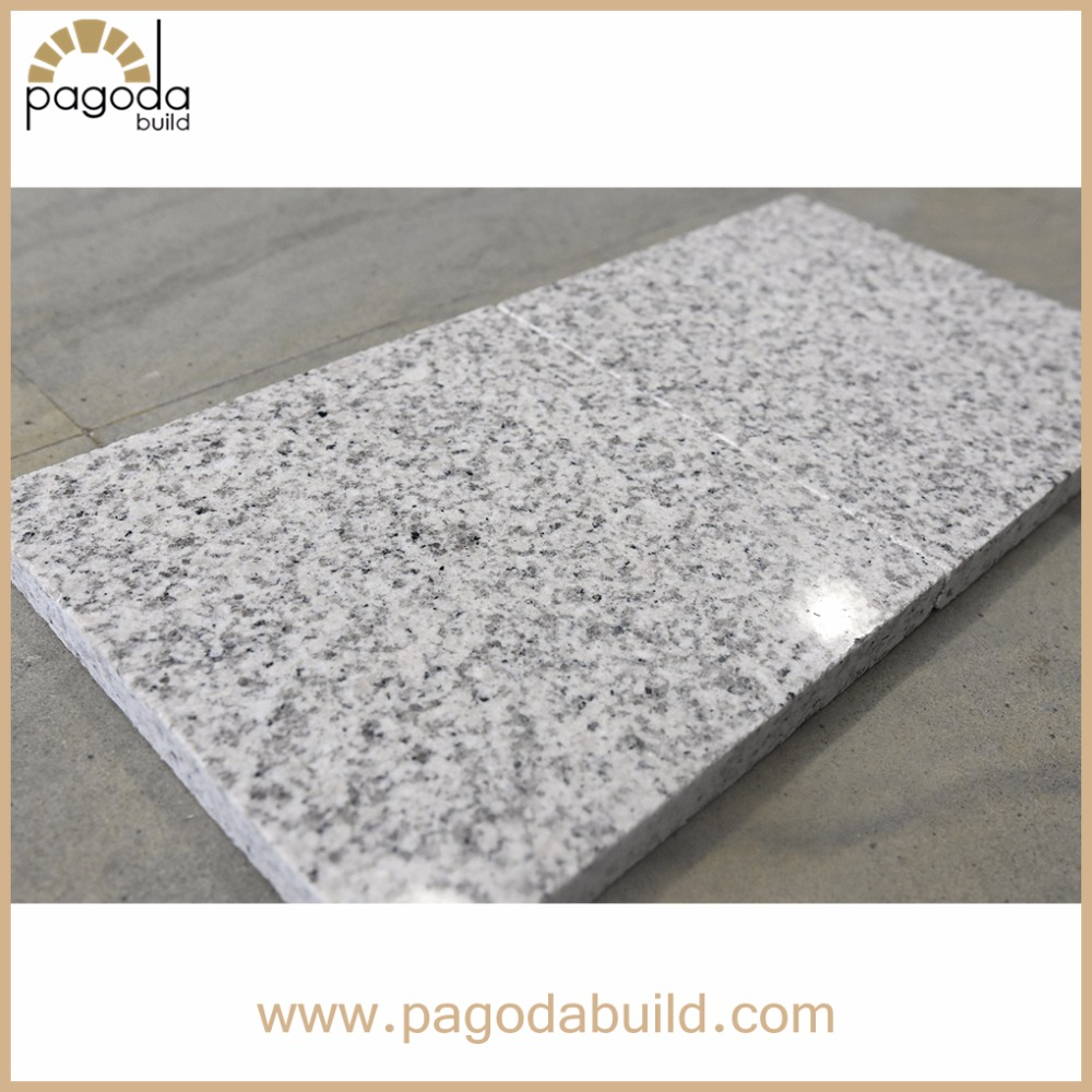 China Shandong Beige Granite Polished and Flamed Floor Tiles and Slabs Granite Tiles 60x60 and More sizes