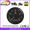 Tachometer for Motorcycle rpm Adjustable , Hour Meter Integrated
