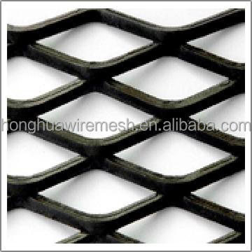 hot sale electro galvanized/hot-dipped /PVC coated expanded metal mesh