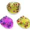 Crystal Glitter Putty Toys DIY Cotton Slime Fluffy Floam Slime Slime Kids