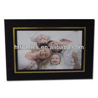 Newest black cardboard photo frame 4x6 5x7 8x10