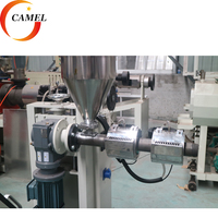 Single double screw plastic extrusion extruder machine for sale