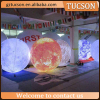 Led lighting Inflatable Hanging nine Planets/solar system Balloon for sale
