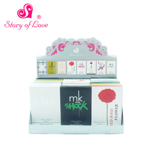 hot sale story of love brand mini pocket style perfume