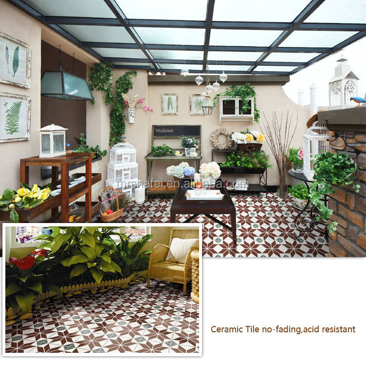 klassische muster dekoration bodenfliese aus polen fliesen. Black Bedroom Furniture Sets. Home Design Ideas