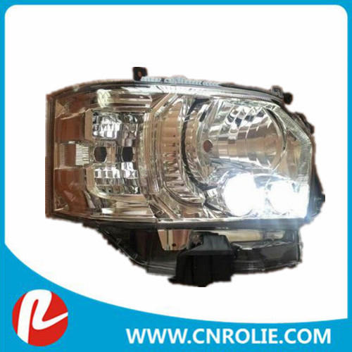 new parts toyota qualis car body parts toyota 2014 car hiace LED head lamp