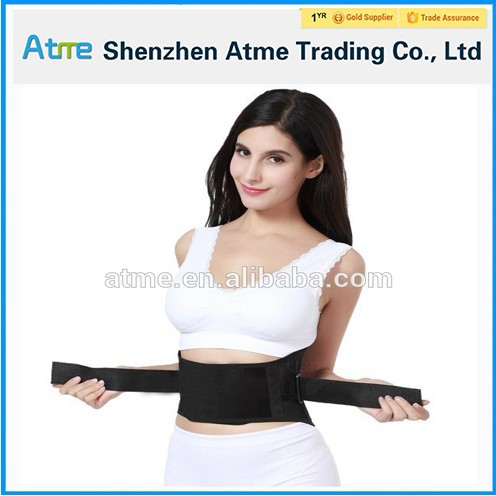 Hot Sell Orthopaedic Lower Back Support Belt Lumbar Sacral Back Support Brace Belt