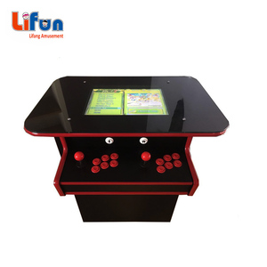 classical 60 in1 mini bartop arcade game coffee table arcade cocktail game machine for sale