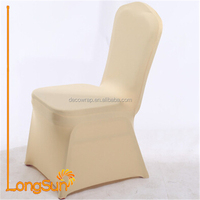China Wholesale Hotsale Spandex Chair Cover Wholesale and Chair Cover for Wedding and Office Chair Seat Cover