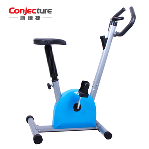 Home use fashion fitness automatic exercise bike upright gym for sale