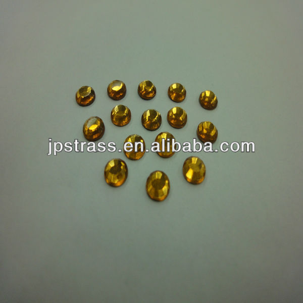 ss10 topaz bling safe -Premium korean low lead hotfix Rhinestones 2013 style