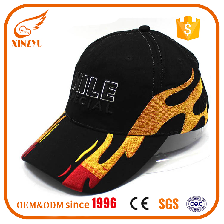 Wholesale 3D/Flat embroidered Sports Caps custom leather baseball hat travel bag