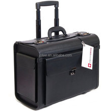High quality Tourister Suitcases Leather Luggage