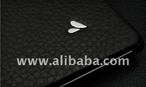 Vaja Black Libretto Leather Case for tablet pc