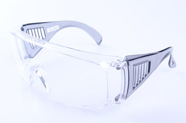 CE standard PC adjustable fashion Safety Glasses without frames