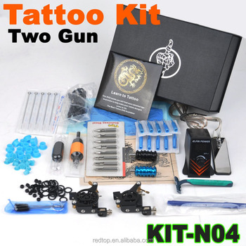 Best Tattoo Brand Cheap Tattoo Machine Set With 2 Tattoo Machines ...
