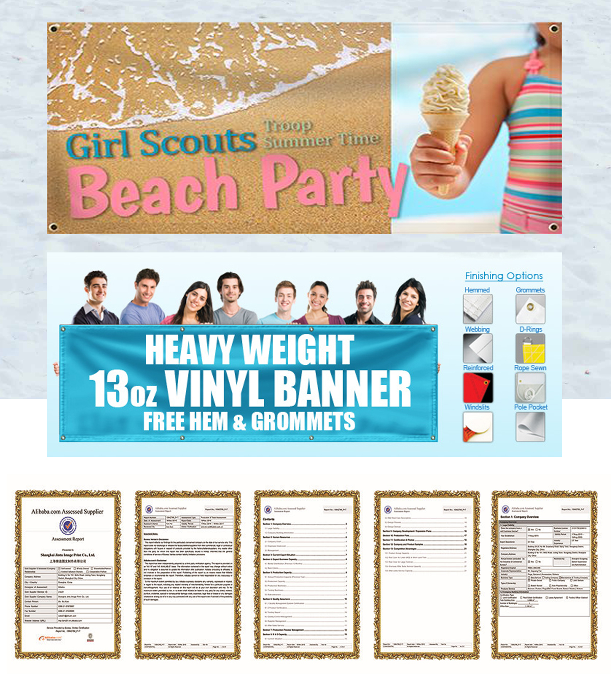 Shanghai Jintu Image Print Co Ltd Banners Posters - Vinyl business bannersonline get cheap printing vinyl banners aliexpresscom alibaba