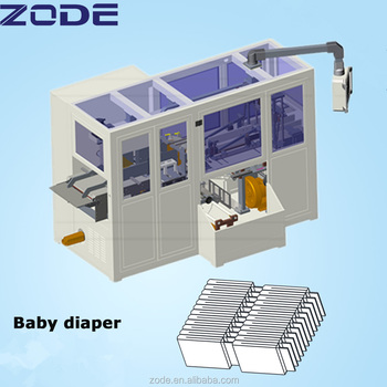 diapers machine price