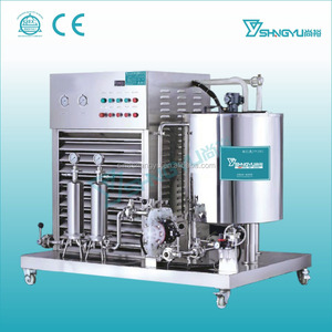 Good business 200L perfume freezing machine with filter and cooling system